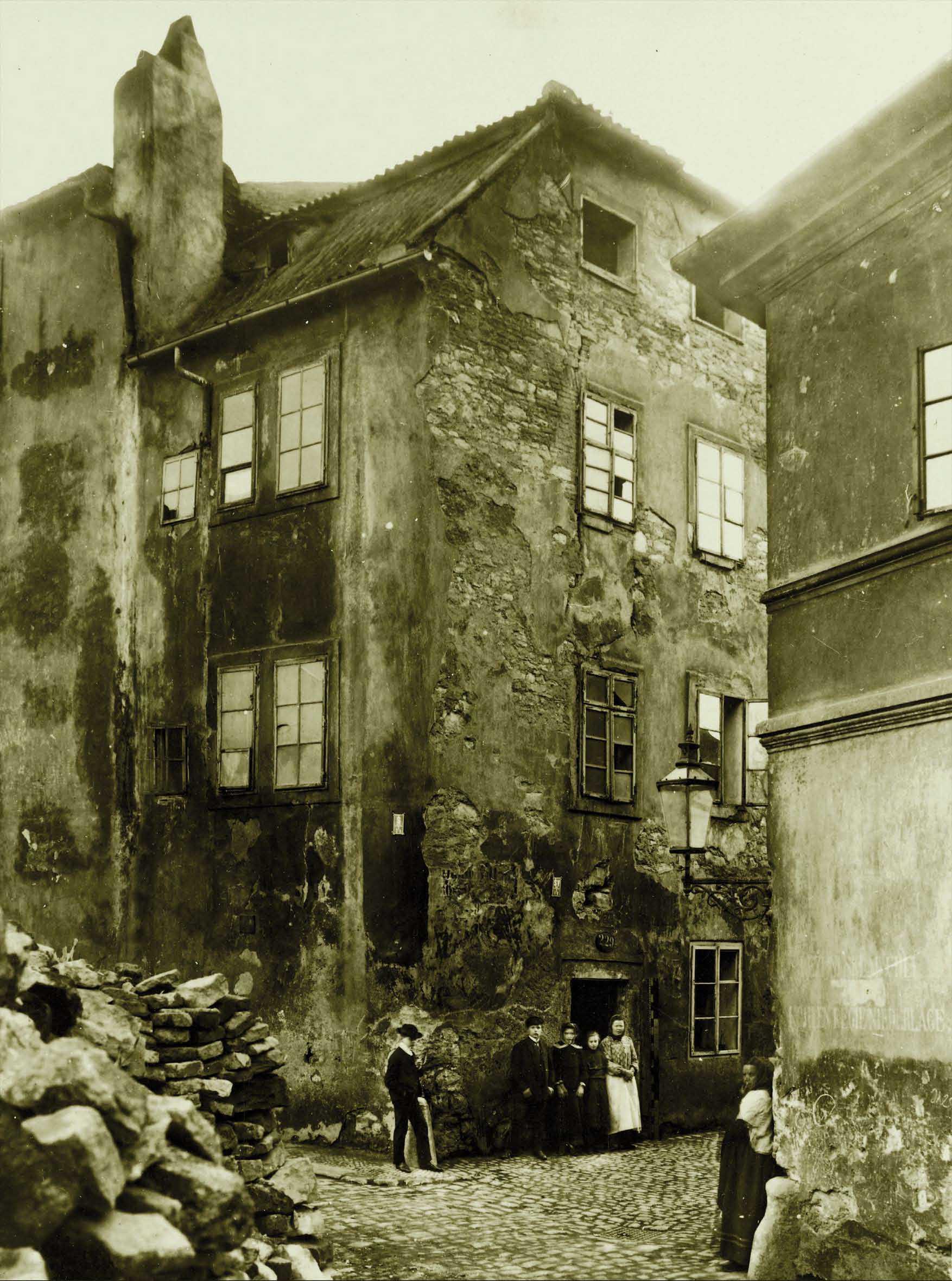 Dům č. 229 v Hampejské ulici