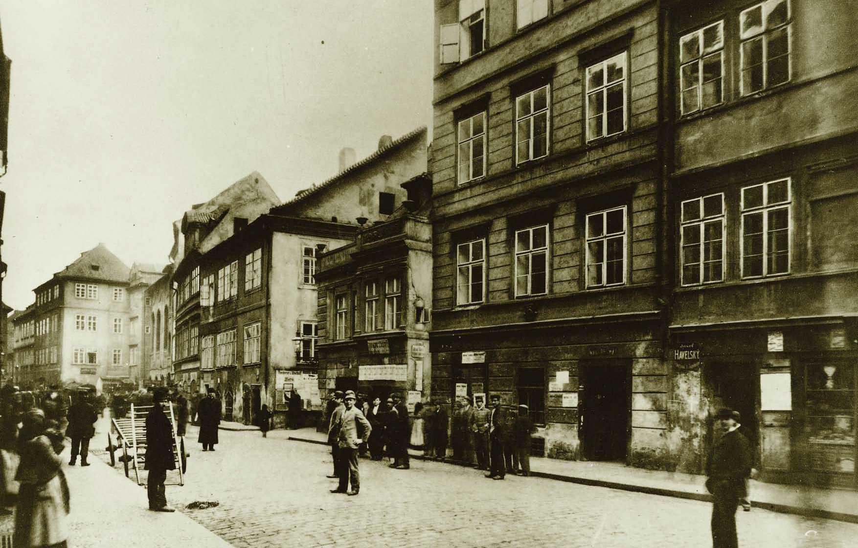 Josefovská ulice