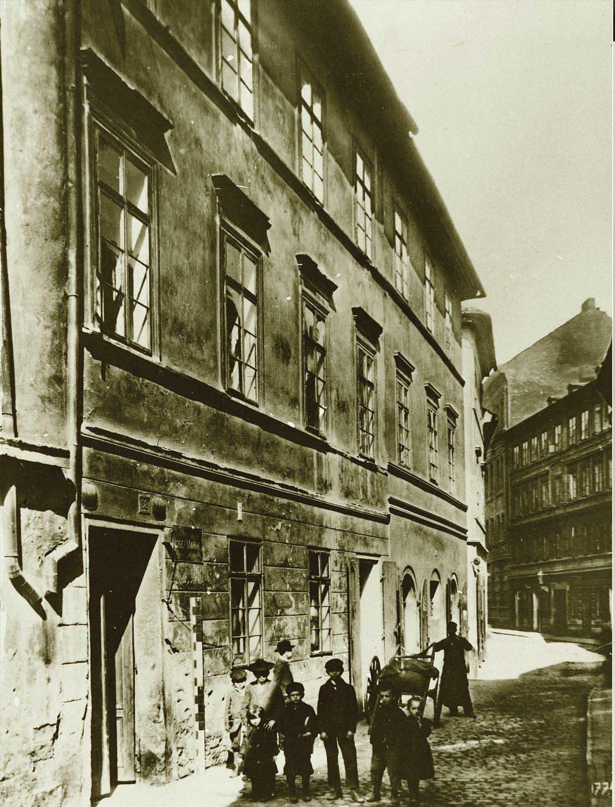 Rabínská Street