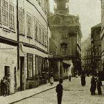 Rabbinergasse, Altneu-Synagoge und Jüdisches Rathaus