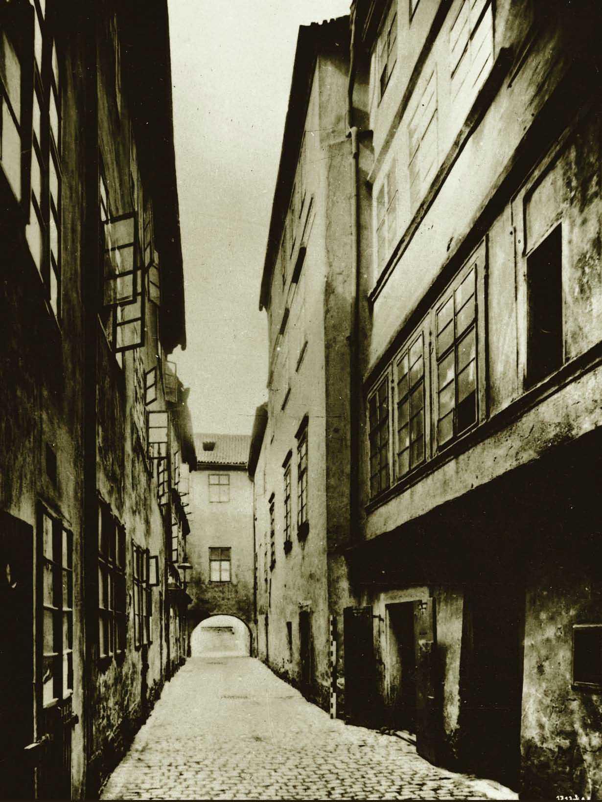 Žatecká Street