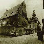 Altneu-Synagoge und Jüdisches Rathaus