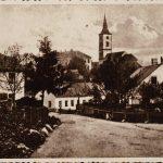 Postkarte aus Gmünd, Niederösterreich