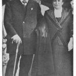 Julie und Hermann Kafka, 1917