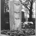 Grave of Franz Kafka and his parents